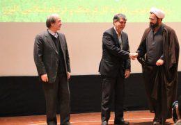 گزارش تصویری مراسم معارفه سرپرست اداره کل فرهنگ و ارشاد اسلامی استان البرز