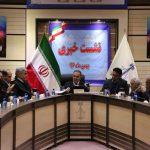 نشست خبری قائم مقام شهردار کرج با اصحاب رسانه برگزار شد