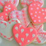 ایده هایی برای شیرینی ولنتاین