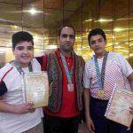 جوان البرزی عنوان قهرمانی مرشدی کشور را کسب کرد