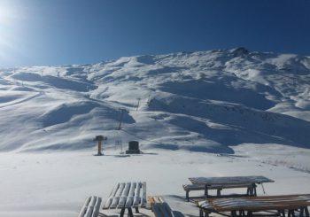 بزرگترین پیست اسکی خاورمیانه جاذبه ای در دامنه های البرز