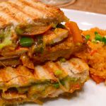 طرز تهیه ساندویچ مرغ مکزیکی