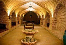 درهای کاروانسرای تاریخی شاه عباسی کرج بر روی گردشگران باز شد