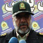 فرمانده انتظامی استان البرز خبر داد  کشف بیش از یکمیلیون نخ سیگار قاچاق