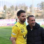 نصرتی بیان کرد:  هدفم کمک به فوتبال البرز بود