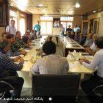 مشکلات مالکین اراضی کشاورزی صوفی آباد رفع می شود
