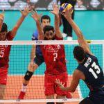 پایان عملکرد ضعیف والیبالیست ها  ایران سیزدهم شد