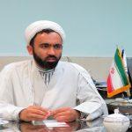 حجت الاسلام شکری:  تحقق کارکرد مسجد طراز اسلامی نقطه هدف فعالیت کانون های مساجد است