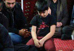 برگزاری مراسم اربعین در مسجد جامع رجایی شهر / گزارش تصویری