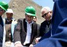 بازدید سرزده استاندار البرز از پروژه چرمشهر آبیک