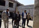 بازدید استاندار البرز از بیمارستان ۹۶ تخت خوابی شهر جدید هشتگرد