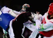 حضور چهار ملی پوش البرزی در مسابقات جهانی تکواندوی منچستر