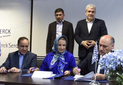 امضای توافق نامه بین شرکت اکتیوور و معاونت علمی فناوری ریاست جمهوری