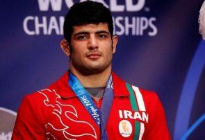علیرضا کریمی مدال طلای خود را برای آزادی زندانیان جرائم غیر عمد هدیه کرد