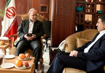 معاونت امور اقتصادی و توسعه منابع استانداری البرز تفکیک شد