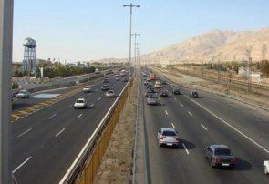 عملیات جاده ای در آزاد راه تهران – کرج و احتمال انسدادهای موقتی