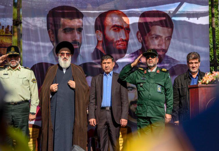 گزارش تصویری رژه های مسلح استان البرز