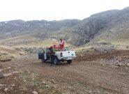 نجات ۲ گردشگر در ارتفاعات البرز