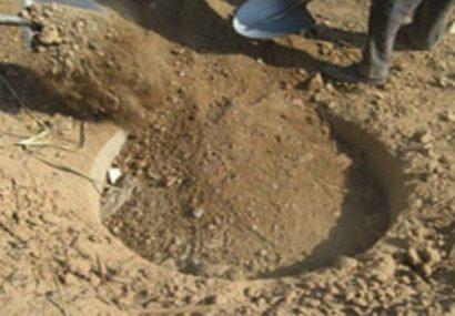 ۳۰۰ حلقه چاه غیر مجاز آب در فردیس شناسایی شد