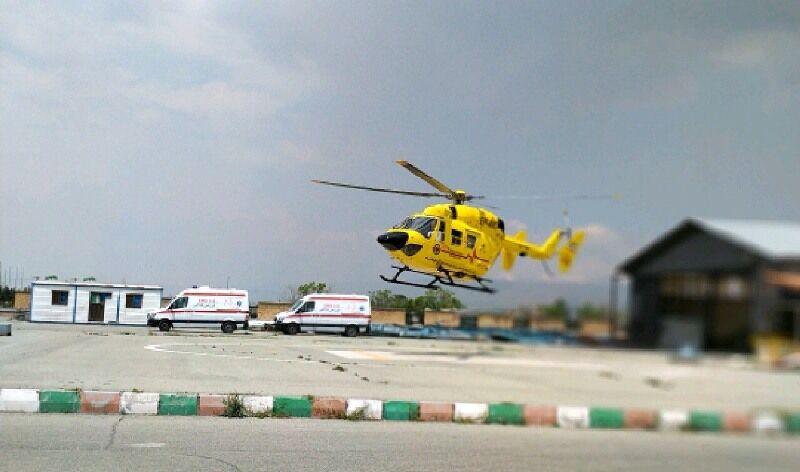 انجام بیش از سه هزار ماموریت امدادی توسط اورژانس البرز