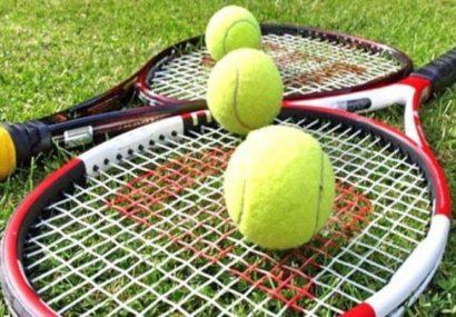 البرز میزبان رقابت های تنیس بانوان کشور