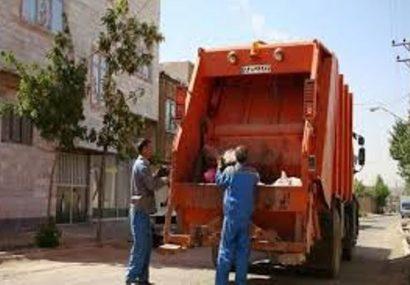 کرجی ها تولید زباله را ۱۰۰ تن کاهش دادند