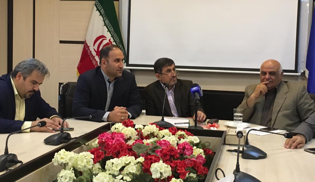افتتاح پروژه هواشناسی هوانوردی فرودگاه پیام با حضور وزیر راه و شهرسازی و استاندار البرز