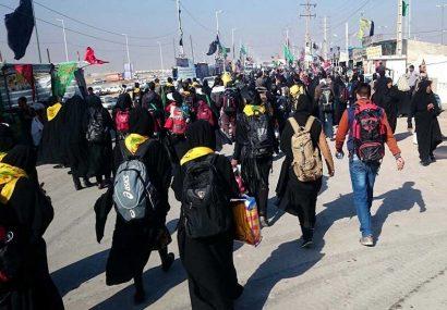 اشتهارد سه موکب در اربعین حسینی فعال می کند