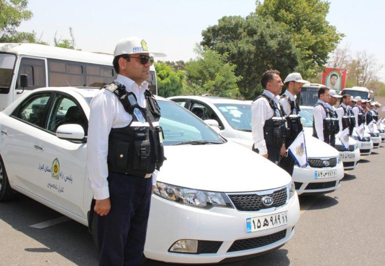 راه اندازی گشت های نامحسوس پلیس راه البرز در جاده های درون شهری و معابر برون شهری و بزرگراههای استان