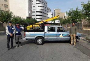راه اندازی واحد تخصصی تعمیر و نگهداری تجهیزات و دوربین های ITS درمرکز کنترل ترافیک