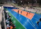 والیبال دانش آموزی البرز سوم کشوری شد
