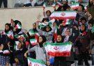 امیری: دولت زمینه حضور بانوان در ورزشگاهها را فراهم کردهاست