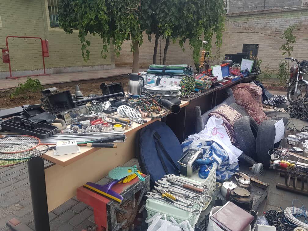زن و مرد سارق در ساوجبلاغ دستگیر شدند