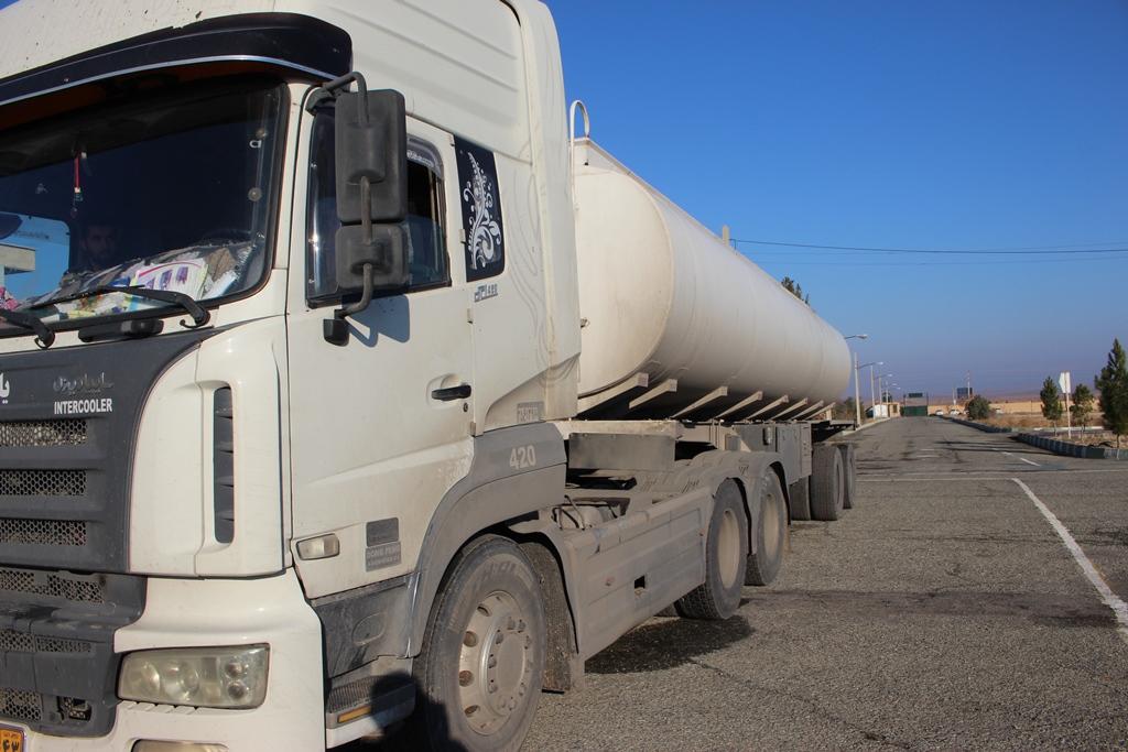 کشف ۲۴ هزارلیتر سوخت قاچاق در آزاد راه تهران-کرج