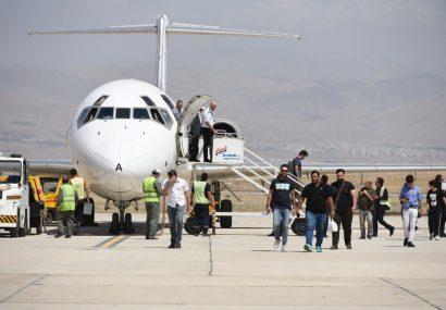 آغاز پروازهای فرودگاه پیام در تاسوعای حسینی
