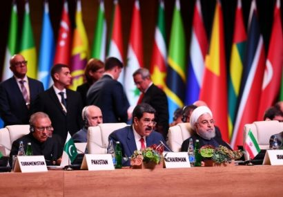 بازتاب گسترده سفر روحانی به باکو در رسانههای جمهوری آذربایجان