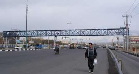 عابران پیاده عامل ۷۰ درصد سوانح رانندگی در البرز