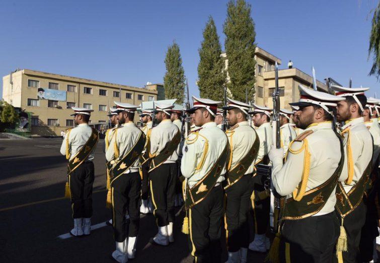 مراسم صبحگاه مشترک نیروی انتظامی البرز به مناسبت هفته ناجا