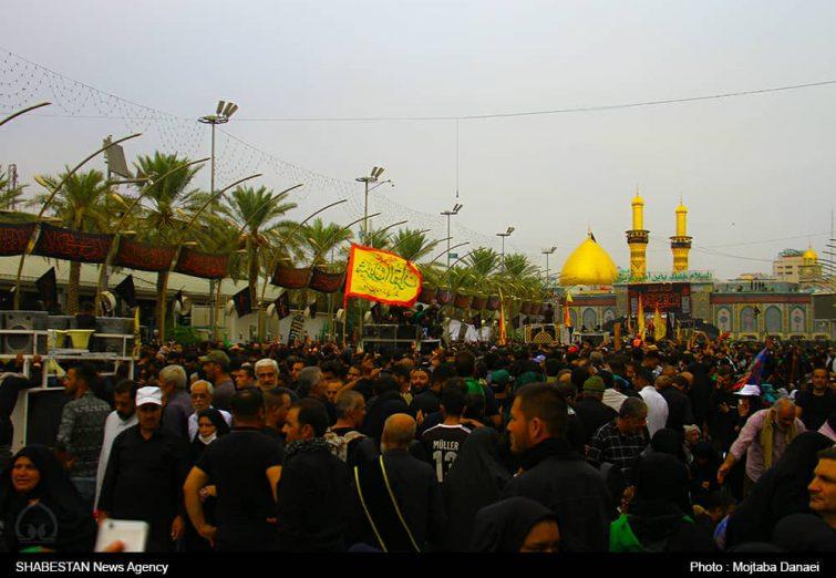 بزرگترین اجتماع بشریت در کربلای معلی ( حب الحسین یجمعنا )