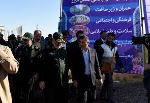 یک هزار و ۲۰۰ پروژه عمرانی و محرومیت زدایی در البرز به بهره برداری رسید