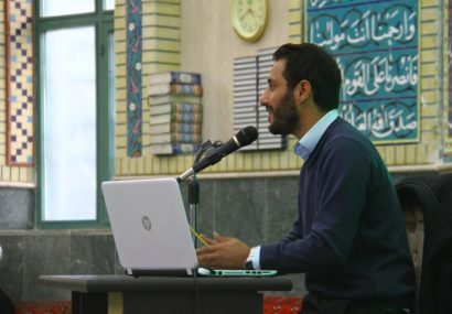 آموزش سواد رسانه در مسجد جامع علی ابن ابیطالب (ع) دولت آباد کرج برگزار شد