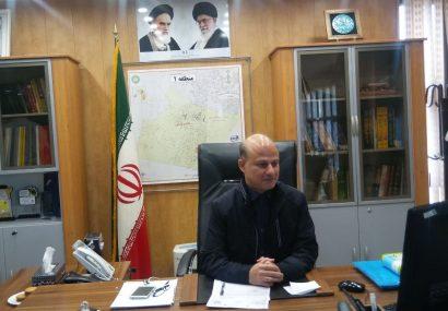 شهرام وارسته شهردار منطقه یک شهرداری فردیس هفته پدافند غيرعامل را تبریک گفت