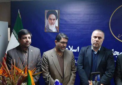گزارش تصویری از بازدید رئیس دفتر نظارت و بازرسی شورای نگهبان البرز از حوزه انتخابیه کرج، فردیس و اشتهارد