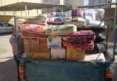 کاروان کمک های البرز عازم سیستان و بلوچستان شد