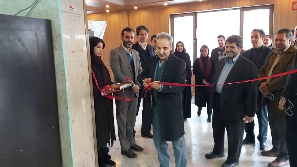دومین نمایشگاه الکامپ در البرز افتتاح شد