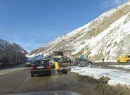 منطقه یک آزادراه تهران به شمال به صورت آزمایشی زیر بار ترافیک مسافران شمال رفت