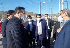 بازدید رئیس کل دادگستری البرز از مبادی ورودی طالقان