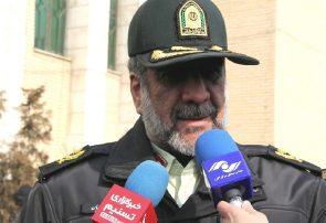 پیام تبریک فرمانده انتظامی البرز به مناسبت فرا رسیدن سال نو