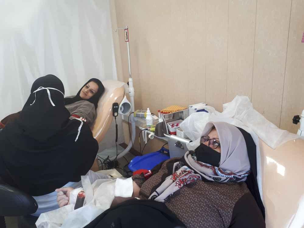 هرخانه یک پایگاه اهدای خون