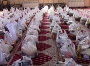 توزیع بیش از ۶۰۰ بسته معیشتی بین نیازمندان ماهدشتی